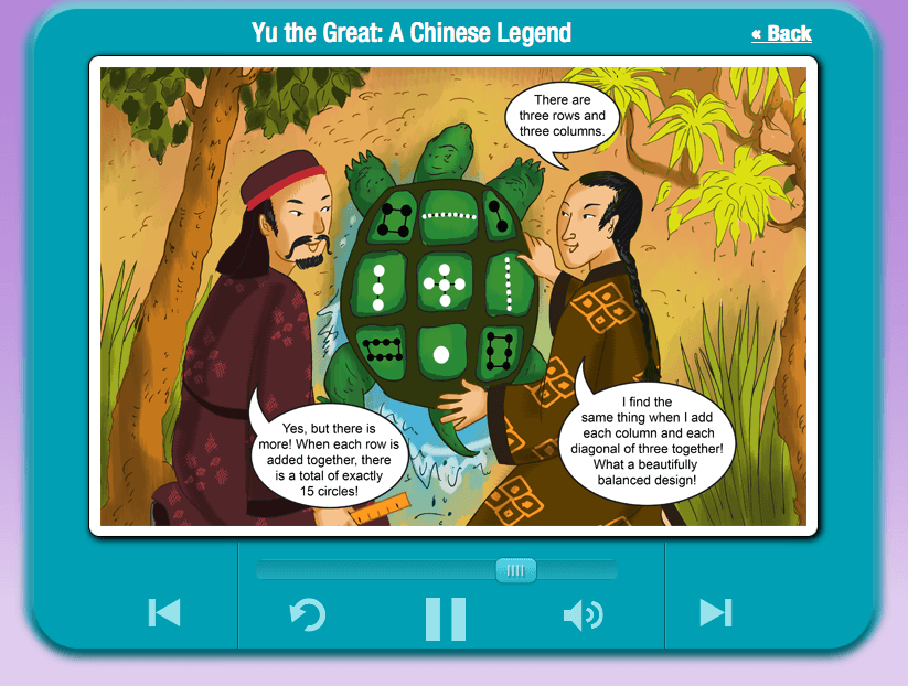 Yu the Great: A Chinese Legend Adventure Story