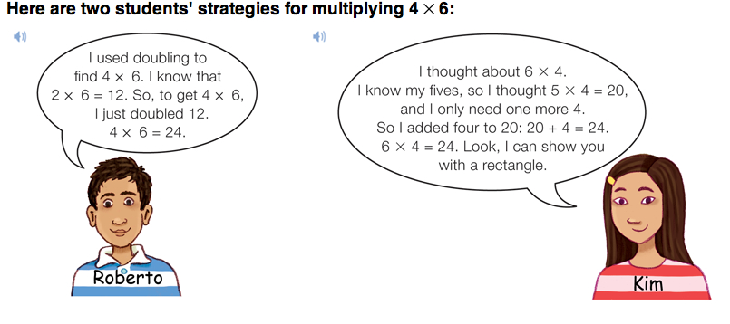 Strategies for Math Facts