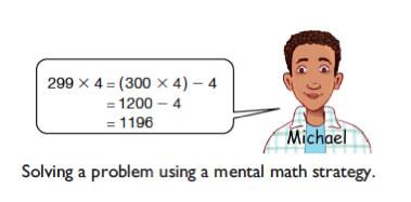 Using Mental Math